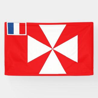 Wallis Island Flag Banner