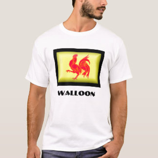 WALLOON BELGIUM T-Shirt