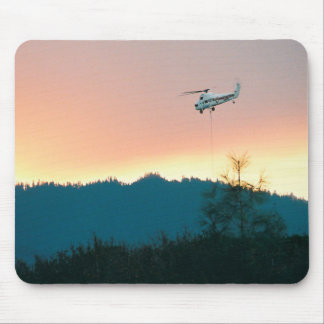 Wallows Fire of 2007... Mouse Pad