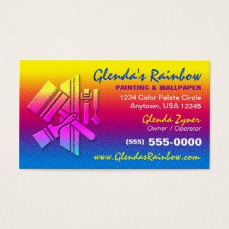 Wallpaper Business Card