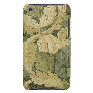 Wallpaper Design with Acanthus/Woodland colours, 1 Case-Mate iPod Touch Case