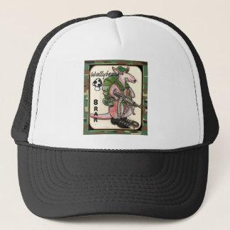 WALLYBEE TRUCKER HAT