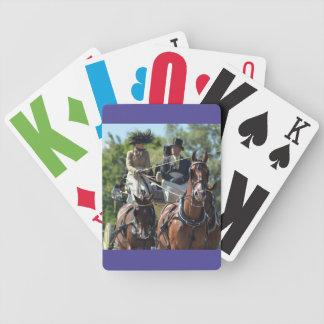 Walnut Hill Carriage Driving Show 2015 Poker Deck