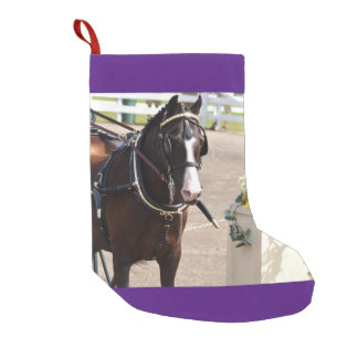 Walnut Hill Carriage Driving Show 2015 Small Christmas Stocking