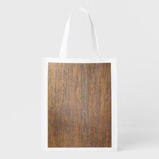 WALNUT REUSABLE GROCERY BAG