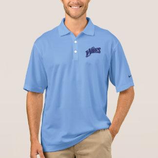 Walnut Waves Nike Coach's Polo