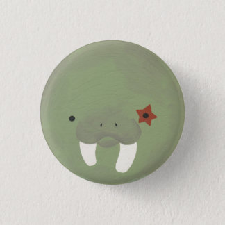 walrus 1 1 inch round button
