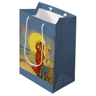 Walrus and the Carpenter Medium Gift Bag