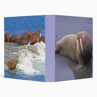Walrus Binder