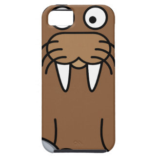 Walrus Cartoon Case For The iPhone 5