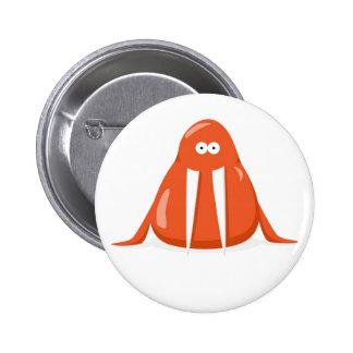 Walrus Pins