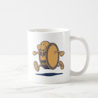 Walrus Run Drum Coffee Mug