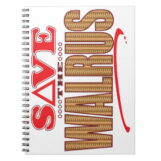 Walrus Save Notebook