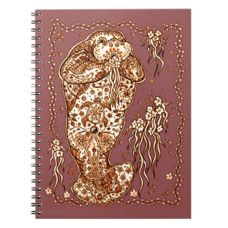 Walrus Spiral Notebooks