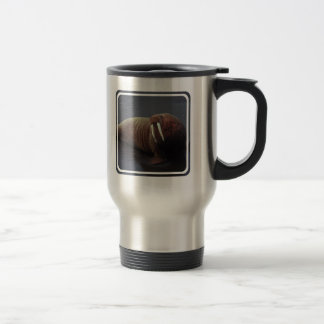 Walrus Stainless Travel Mug