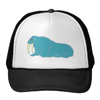 Walrus walrus trucker hat