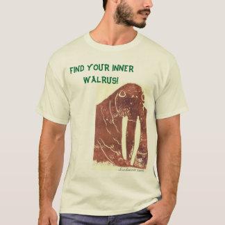 walrusAntique, FIND YOUR INNER WALRUS! T-Shirt