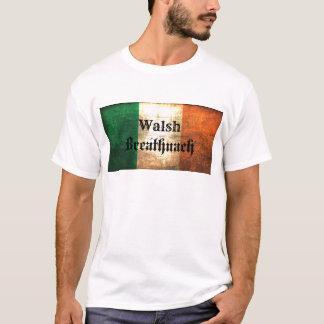 Walsh Irish Flag T-Shirt