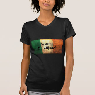 Walsh Irish Flag T-Shirt