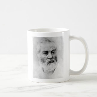 Walt Whitman Age 44 Civil War Years Coffee Mug