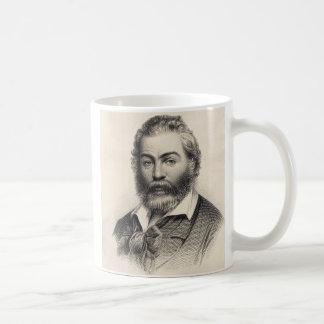 Walt Whitman Engraving, Age 41 Coffee Mug