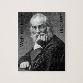 Walt Whitman in Washington D.C. Jigsaw Puzzle