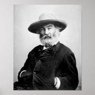 Walt Whitman Poster