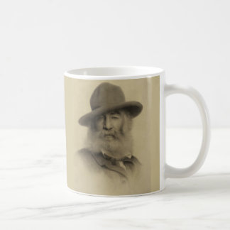 Walt Whitman The Good Grey Poet Coffee Mug