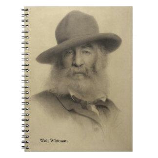 Walt Whitman - The Good Grey Poet Notebooks