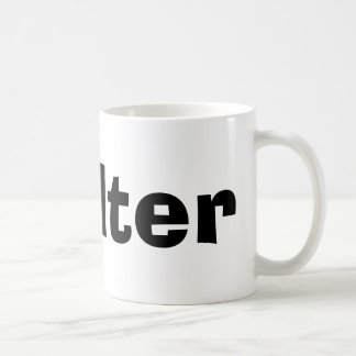 Walter Coffee Mug