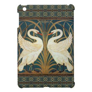 Walter Crane Swan, Rush And Iris Art Nouveau iPad Mini Covers