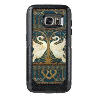 Walter Crane Swan, Rush And Iris Art Nouveau OtterBox Samsung Galaxy S7 Case