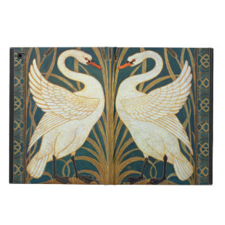 Walter Crane Swan, Rush And Iris Art Nouveau Powis iPad Air 2 Case