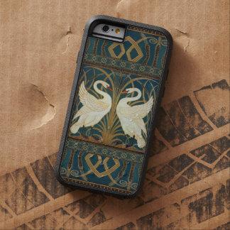 Walter Crane Swan, Rush And Iris Art Nouveau Tough Xtreme iPhone 6 Case