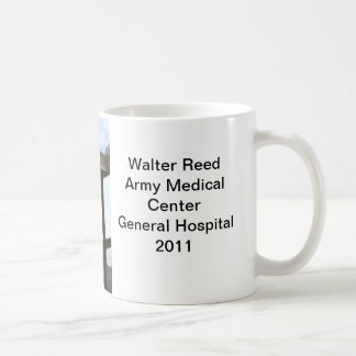Walter Reed Commerative 2011 Mug