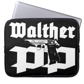 Walther PP Laptop Computer Sleeve