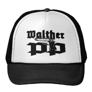Walther PP Trucker Hat