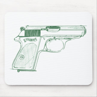 Walther PPK Mouse Pad