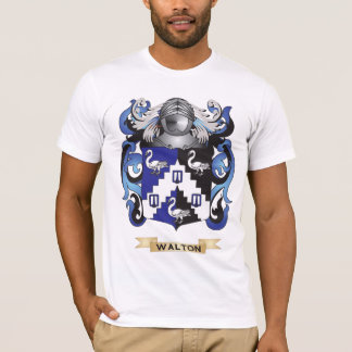 Walton Family Crest (Coat of Arms) T-Shirt