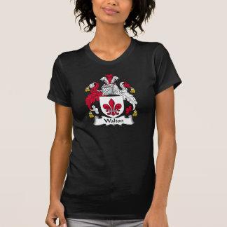 Walton Family Crest T Shirt
