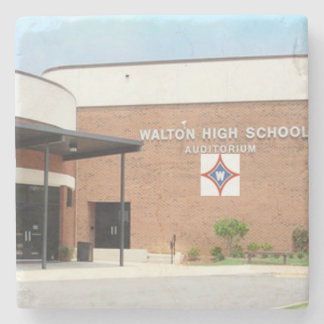 Walton High School, Marietta, Ga. Marble Stone Coa Stone Coaster