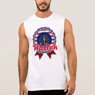Walton, IN Sleeveless Shirt