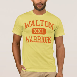Walton - Warriors - High School - Walton New York T-Shirt