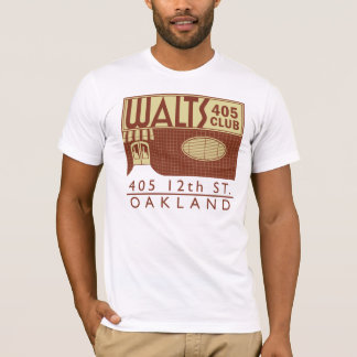 Walt's 405 Club Oakland Vintage Style-T T-Shirt