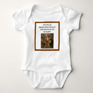 waltz baby bodysuit