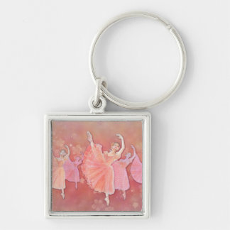 Waltz of the Flowers Ballet Key Chain