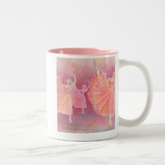 Waltz of the Flowers Mug (customizable)