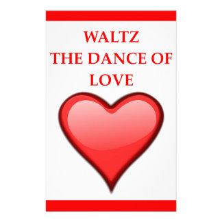 WALTZ STATIONERY
