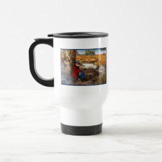 Waltzing Matilda Travel Mug