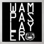 WampaPoster Aurek Print